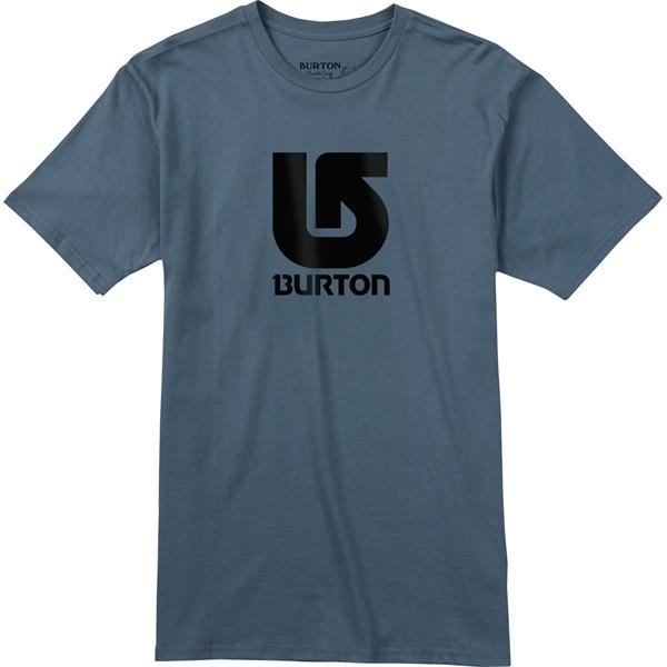 Burton Logo Vertical Slim T-Shirt