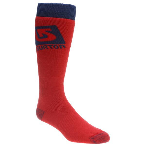 Burton Logo Socks