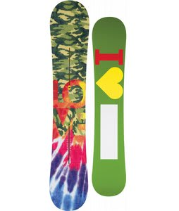 Burton Love Snowboard 155