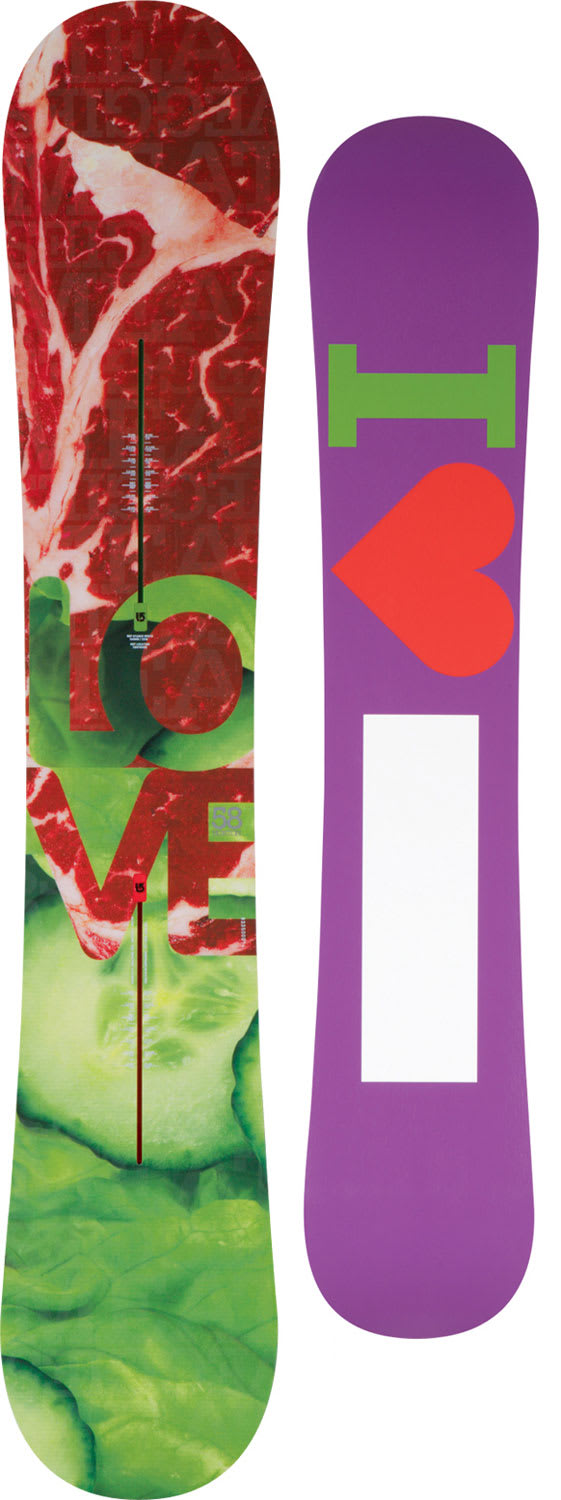 Shop for Burton Love Snowboard 158 - Men's