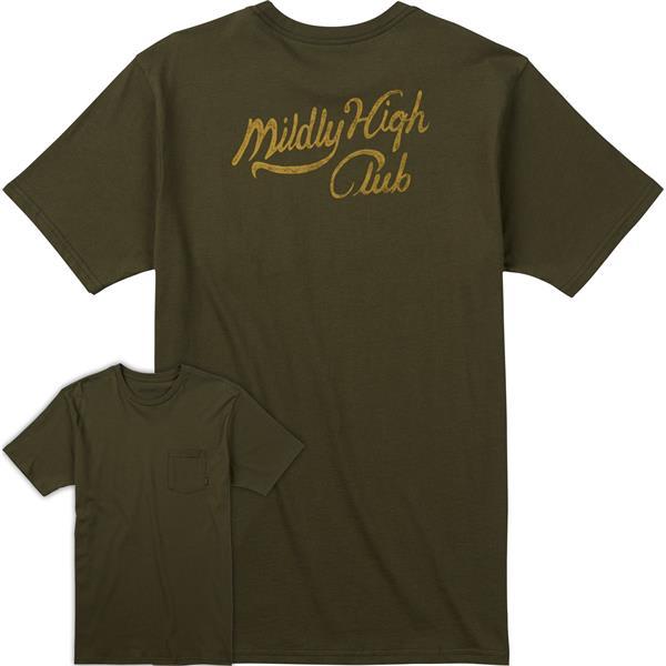 Burton Low Life Pocket Slim T-Shirt