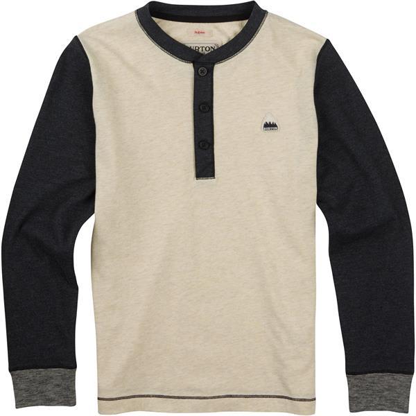 Burton Luca Henley Shirt