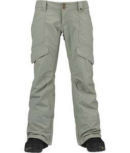 Burton Lucky Short Snowboard Pants Rabbit