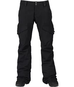Burton Lucky Tall Snowboard Pants True Black