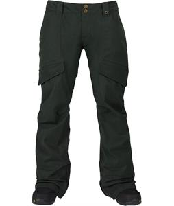 Burton Lucky Snowboard Pants Washed Pine Needle