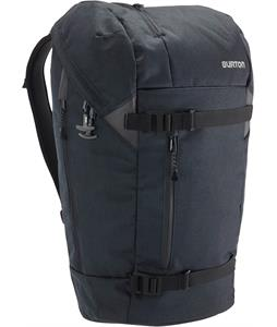 Burton Lumen Backpack True Black Heather Twill 30L