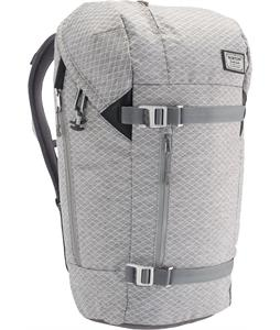 Burton Lumen Backpack Gray Heather Diamond Ripstop 30L