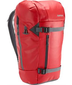Burton Lumen Backpack Real Red Tarp 30L