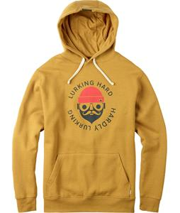 Burton Lurker Pullover Hoodie Wood Thrush Heather
