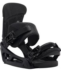 Burton Malavita Est Snowboard Bindings Black