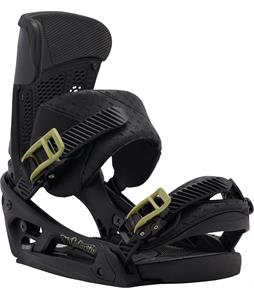 Burton Malavita Est Snowboard Bindings Black and Tan