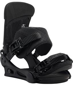 Burton Malavita Re:Flex Snowboard Bindings Black