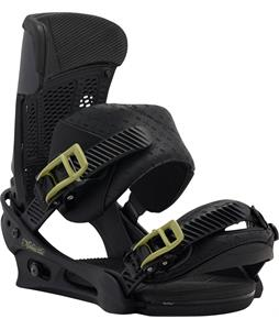 Burton Malavita Re:Flex Snowboard Bindings Black And Tan
