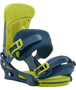 Burton Malavita Re:Flex Snowboard Bindings Blue Steel
