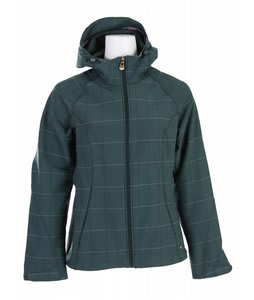Burton Mansfield Softshell Jacket Forest
