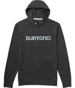 Burton Maxwell Full-Zip Hoodie Heather True Black