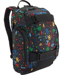 Burton Metalhead Backpack Yeah! Print 18L