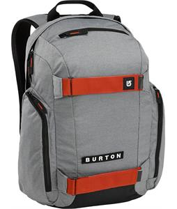 Burton Metalhead Backpack Pewter Heather 26L