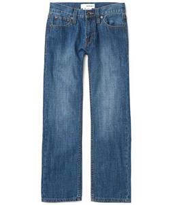 Burton Mid Fit Jeans Worn