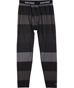Burton Midweight Baselayer Pants 50 Shades Of Stripe