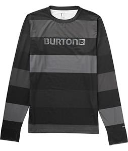 Burton Midweight Crew Baselayer Top 50 Shades Of Stripe