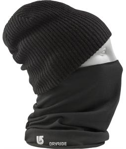 Burton Midweight Neck Gaiter True Black