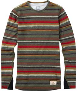 Burton Midweight Wool Crew Baselayer Top