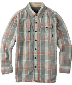Burton Mill L/S Shirt Highrise Midwood Plaid