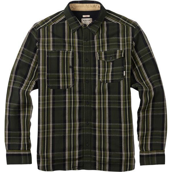 Burton Mill L/S Fleece Lined Shirt