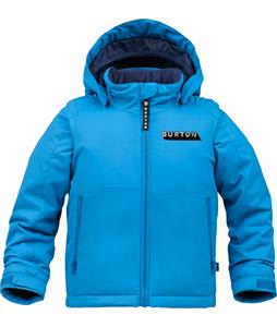 Burton Minishred Amped Snowboard Jacket Blue-Ray