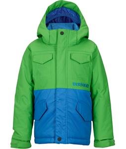 Burton Minishred Fray Snowboard Jacket C-Prompt/Mascot 4T