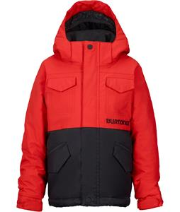 Burton Minishred Fray Snowboard Jacket Fang/True Black 2T