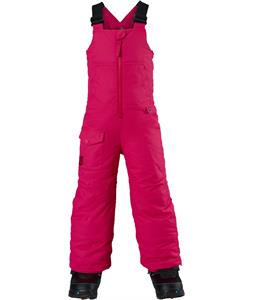 Burton Minishred Maven Bib Snowboard Pants Marilyn 2T