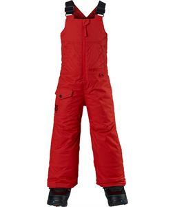 Burton Minishred Maven Bib Snowboard Pants Fang 2T