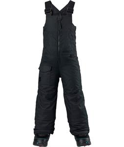 Burton Minishred Maven Bib Snowboard Pants True Black 2T