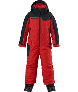 Burton Minishred Striker One Piece Suit Fang/True Black 4T