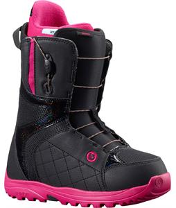 Burton Mint Snowboard Boots Black/Hot Pink