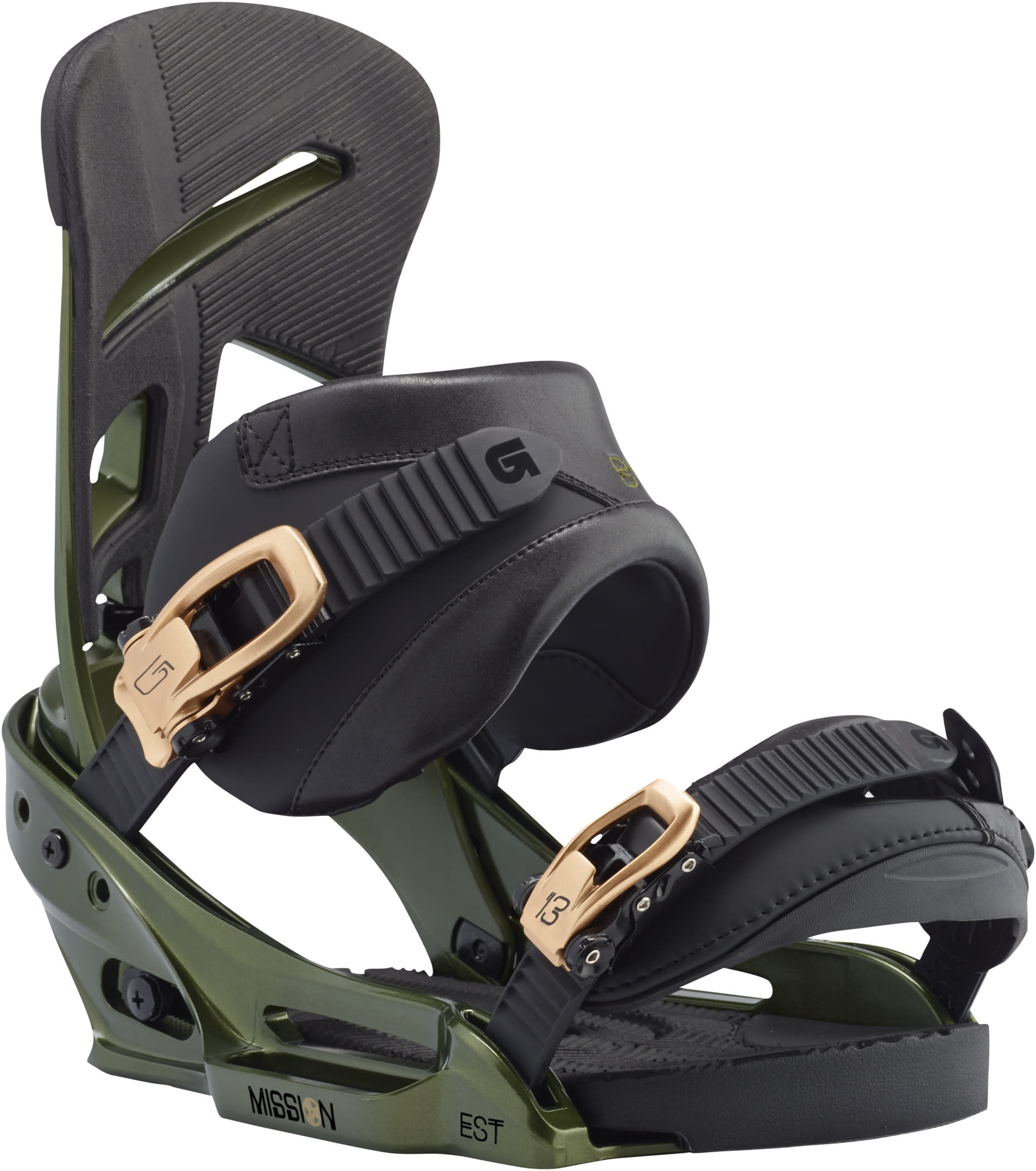 On sale burton mission est snowboard bindings up to 40 off for Housse snowboard burton