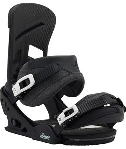 Burton Mission Re:Flex Snowboard Bindings Black/Wool