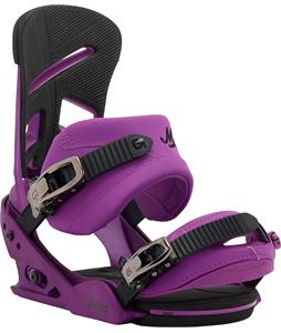 Burton Mission Re:Flex Snowboard Bindings Grape Stomper