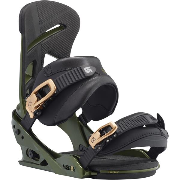 Burton Mission Re:Flex Snowboard Bindings