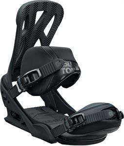 Burton Mission Re:Flex Snowboard Bindings Darkness