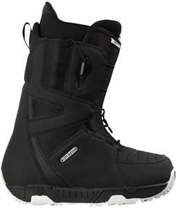 Burton Moto Asian Fit Snowboard Boots Black/White