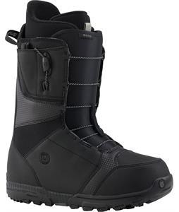 Burton Moto Snowboard Boots Black