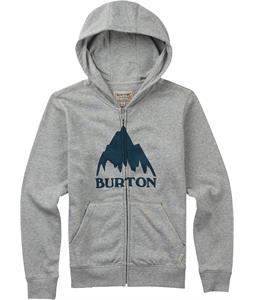 Burton Mountain Logo Full-Zip Hoodie