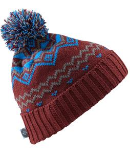 Burton Mountain Man Beanie Crimson