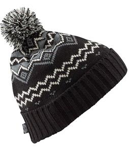 Burton Mountain Man Beanie True Black