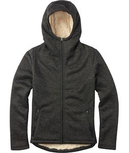 Burton Moutnain Negani Sherpa Fleece True Black Heather