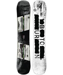 Burton Name Dropper Snowboard 158