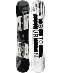 Burton Name Dropper Snowboard 158